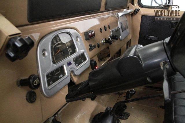 1978 Toyota Landcruiser Hj40