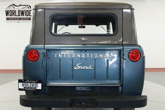 1965 International Scout 80