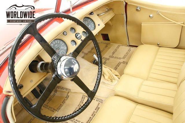 1952 Jaguar Xk-120