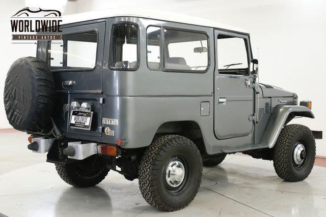 1980 Toyota FJ40
