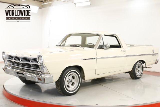 1967 Ford Ranchero