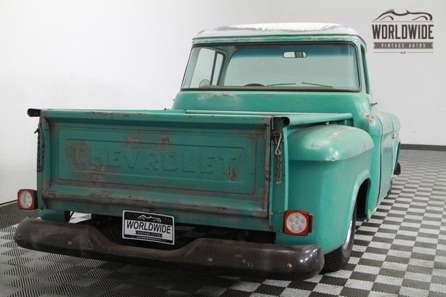 1955 Chevrolet Half Ton Short Bed Truck