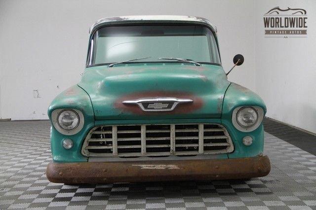 1955 Chevrolet Half Ton Short Bed Truck