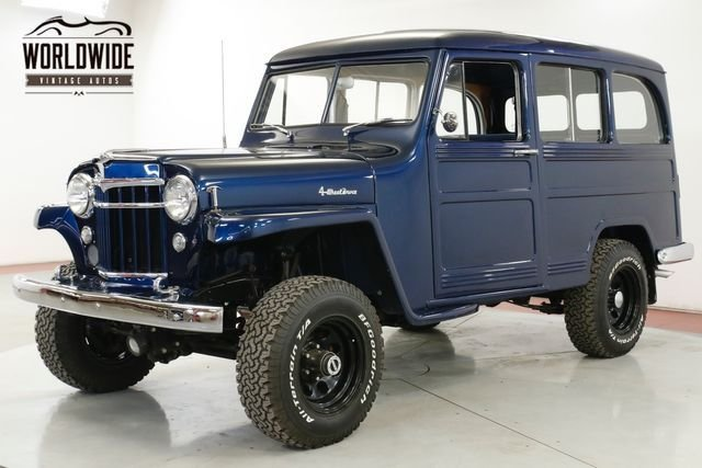 1954 Willys Wagon