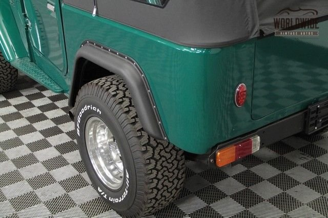 1979 Toyota Landcruiser Fj40
