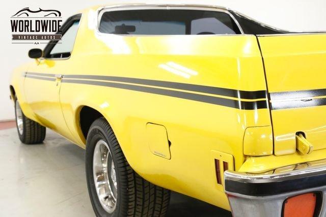 1976 Chevrolet El Camino