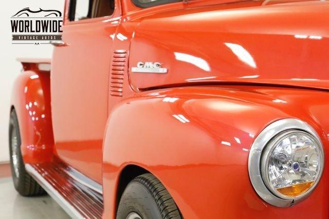 1953 GMC 100