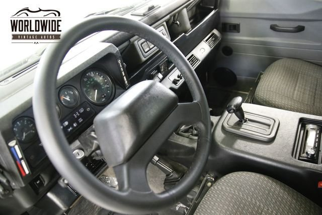 1997 Land Rover Defender