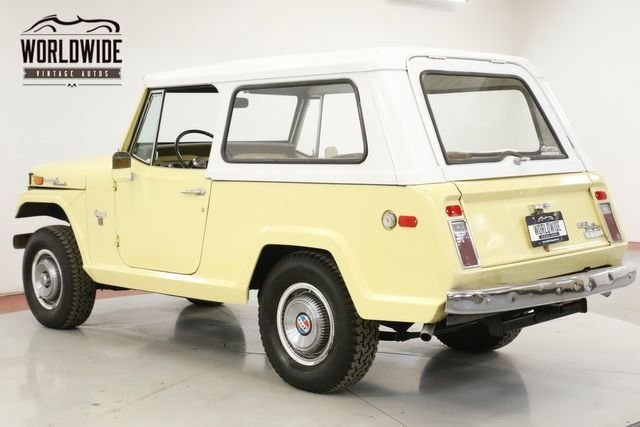 1970 AMC Jeepster Commando