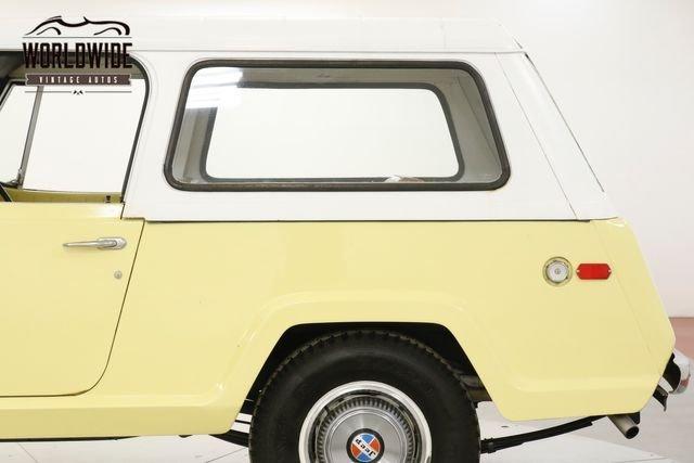 1970 AMC Jeepster Commando