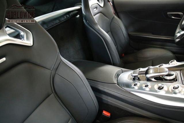 2017 Mercedes Amg Gt