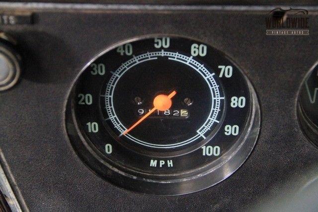 1972 Chevrolet Longbed