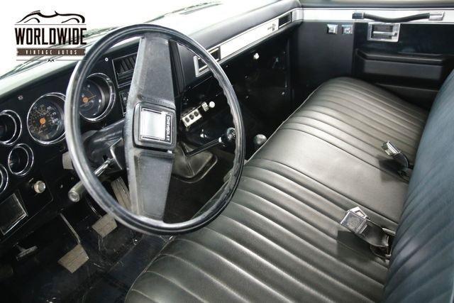 1977 Chevrolet K10