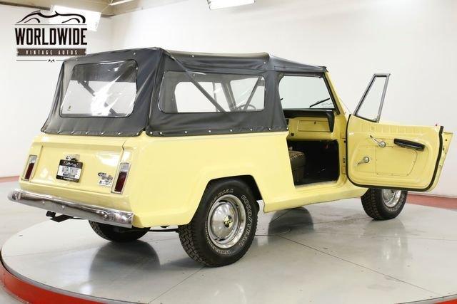 1968 Jeep Jeepster