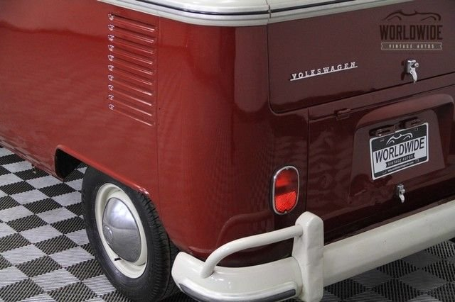 1967 Volkswagen Microbus