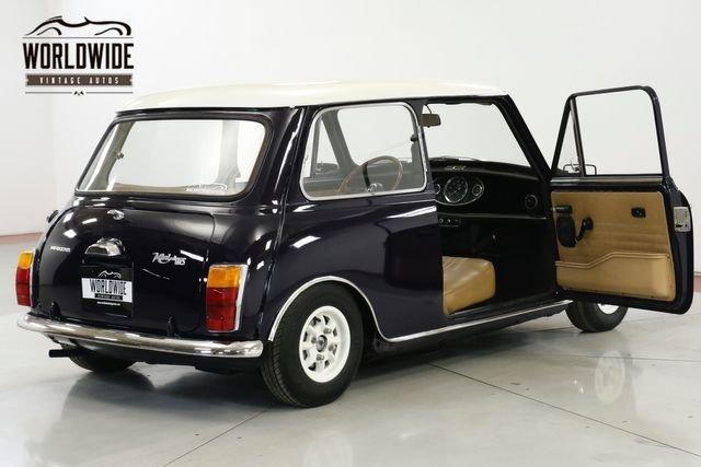 1971 Austin Mini Cooper