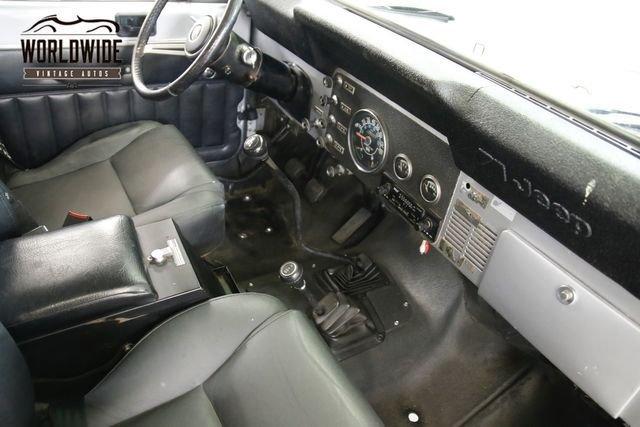 1982 Jeep CJ