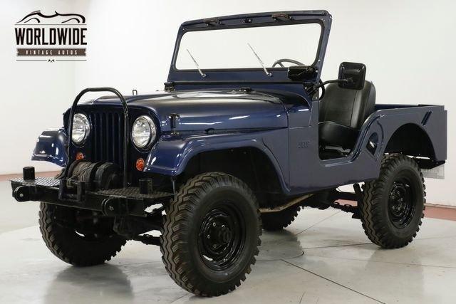 1962 jeep cj 5