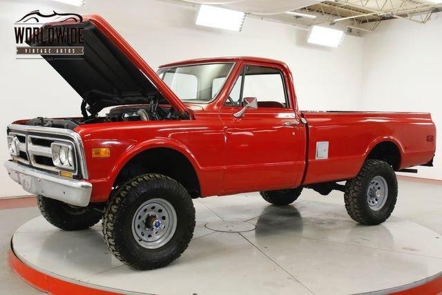 1972 GMC Truck