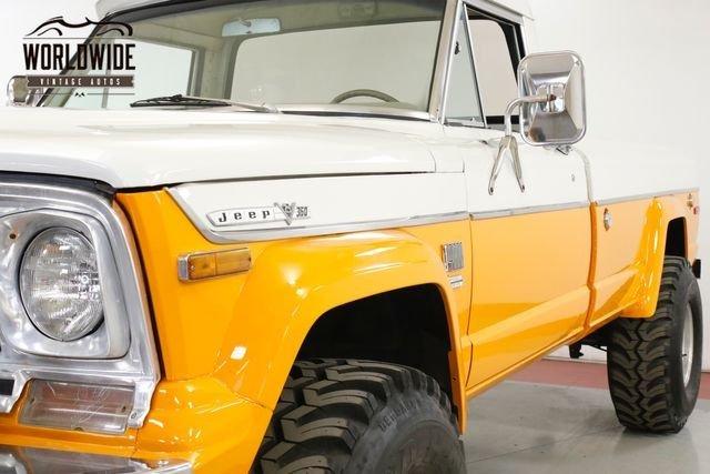 1973 Jeep J4000
