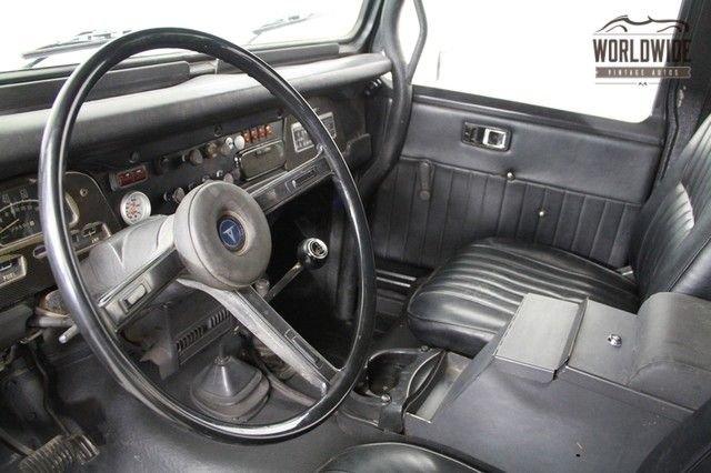1978 Toyota Landcruiser