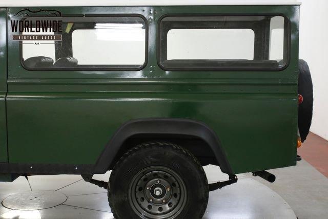 1992 Land Rover Defender