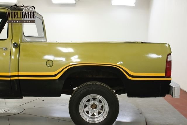 1975 Dodge Power Wagon