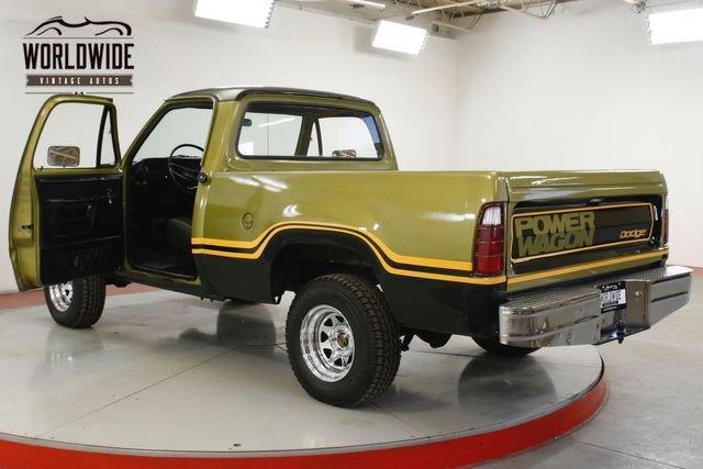 1975 Dodge Power Wagon