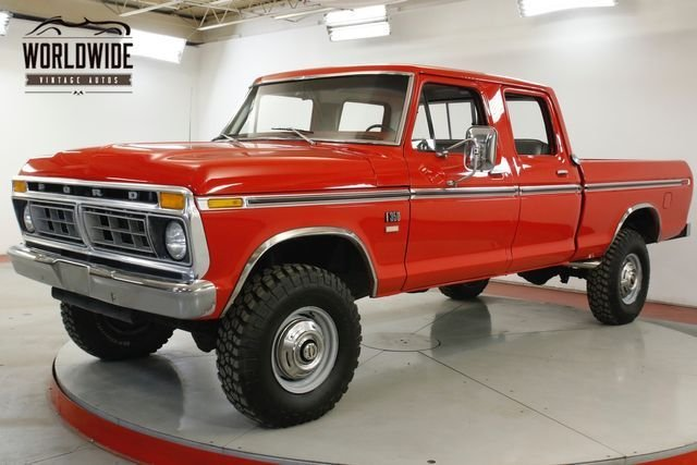 1976 ford f 350
