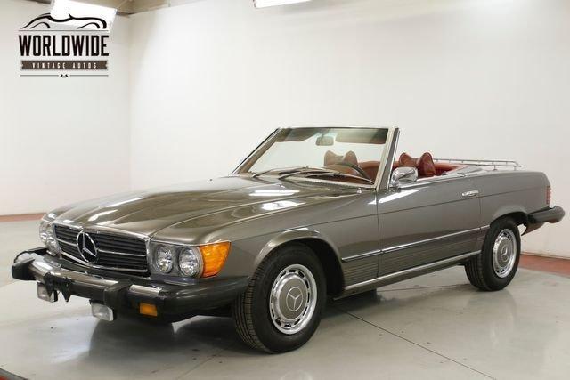 1974 mercedes benz 450sl