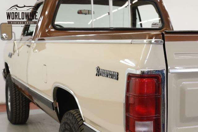 1984 Dodge Ram 250