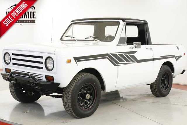 1971 internatioal scout