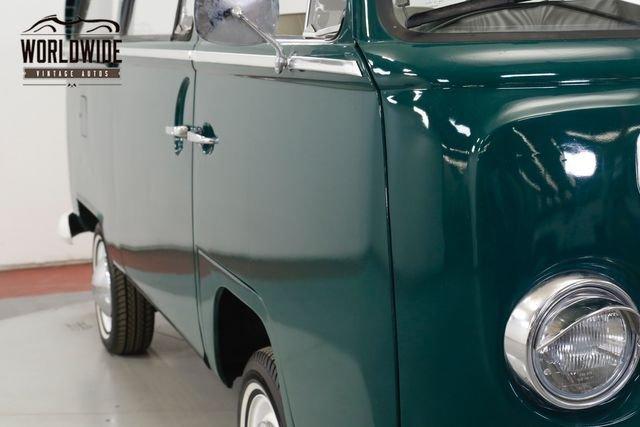 1968 Volkswagen Bus