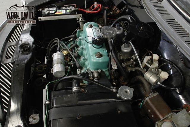 1964 MG Sport Sedan