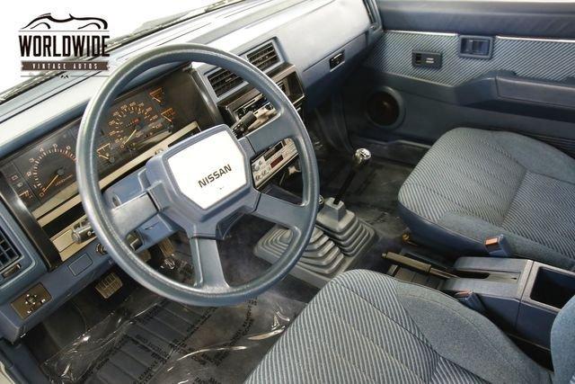 1986 Nissan Pickup