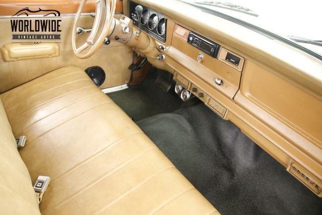 1980 Jeep Comanche