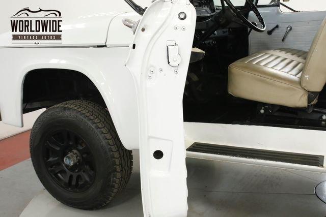 1963 Dodge Power Wagon