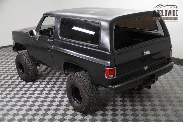 1975 Chevrolet Blazer K5