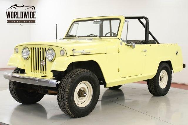 1967 Jeep Jeepster