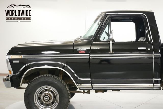 1979 Ford F250 Supercab