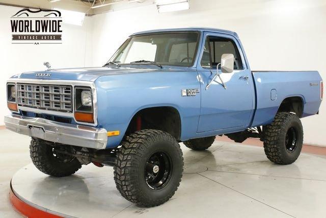 1984 Dodge Power Ram
