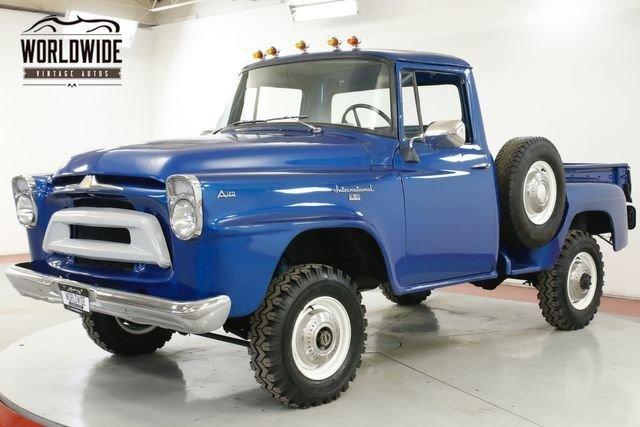 1958 International A120