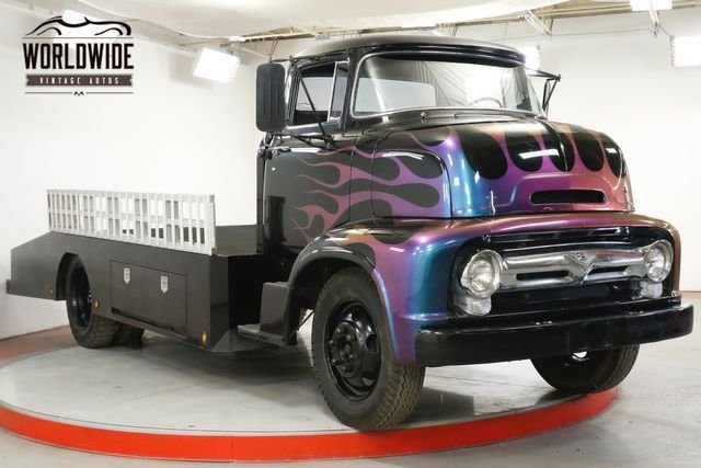 1956 Ford Coe