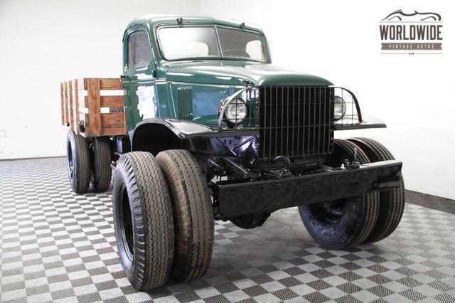 1942 Chevrolet G506