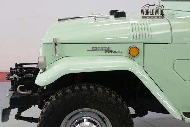 1968 Toyota FJ40