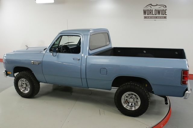 1985 Dodge Power Wagon