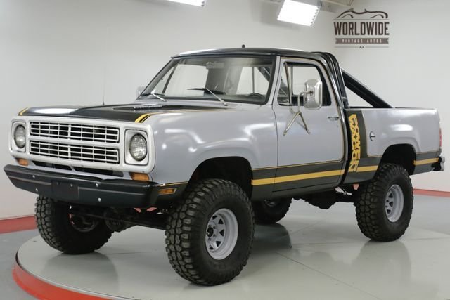 1979 Dodge Power Wagon