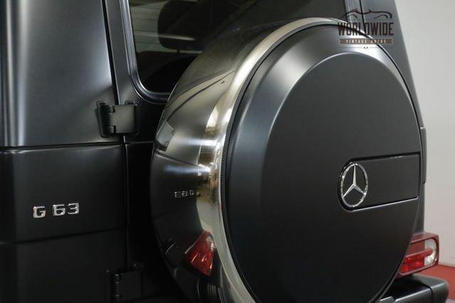 2014 Mercedes Benz G 63