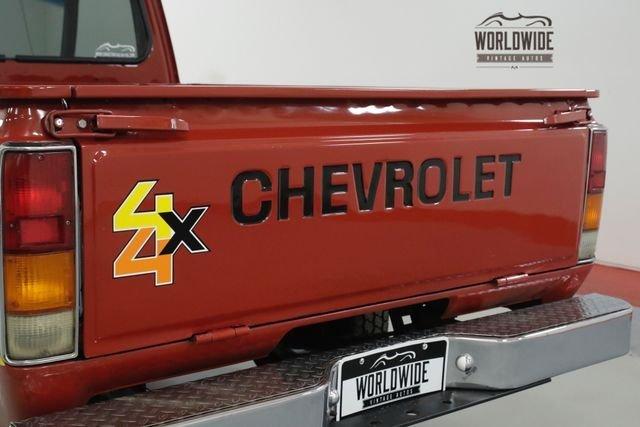 1979 Chevrolet Luv