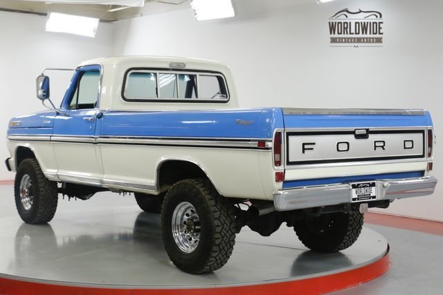 1970 Ford F250